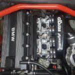 BMW E30 318is 4 papillons, réglage cartographie moteur sur mesures et autres travaux