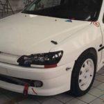 Circuit freinage 306 Rallye